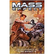 Mass Effect Volume 2: Evolution Graphic Novel