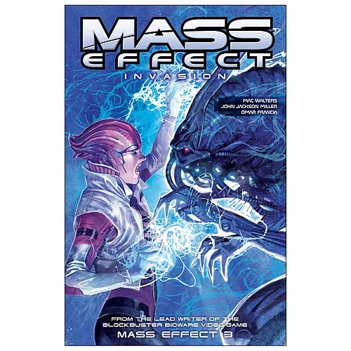 Mass Effect Volume 3 Invasion Graphic Novel