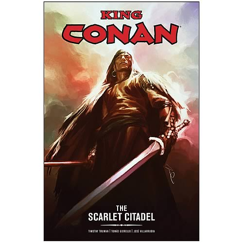 King Conan: The Scarlet Citadel Graphic Novel