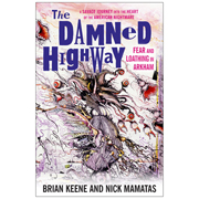 Damned Highway Fear and Loathing in Arkham Graphic Novel