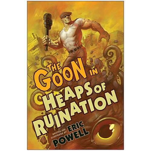 The Goon Volume 3 2nd Edition Graphic Novel