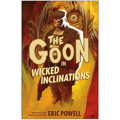 The Goon Vol 5: Wicked Inclinations 2nd Ed. Graphic Novel