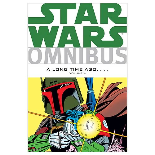 Star Wars Omnibus: A Long Time Ago Volume 4 Graphic Novel