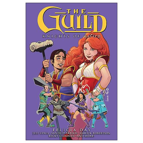 The Guild Volume 2 Graphic Novel