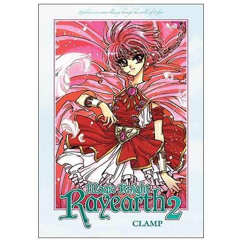 Magic Knight Rayearth Volume 2 Paperback Graphic Novel
