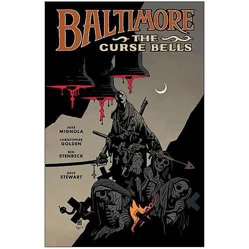 Baltimore Curse Bells Hardcover Graphic Novel