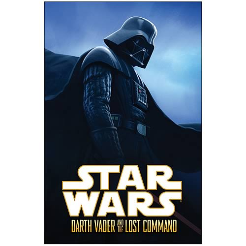 Star Wars Darth Vader & Lost Command Hardcover Graphic Novel