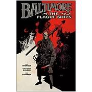 Baltimore Volume 1: The Plague Ships Graphic Novel
