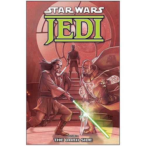 Star Wars: Jedi Volume 1 The Dark Side Graphic Novel