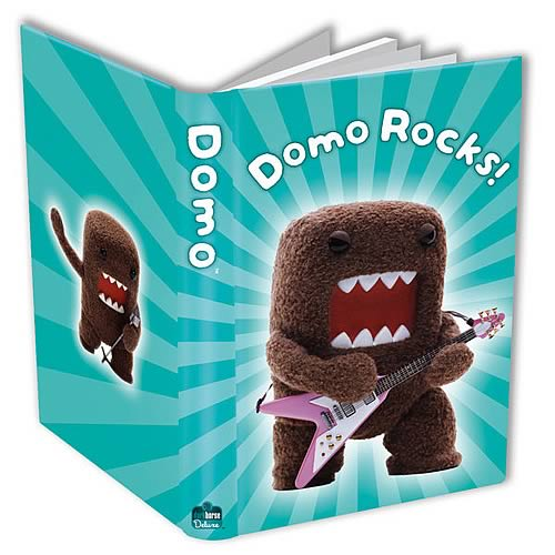 Domo Rocks! Journal