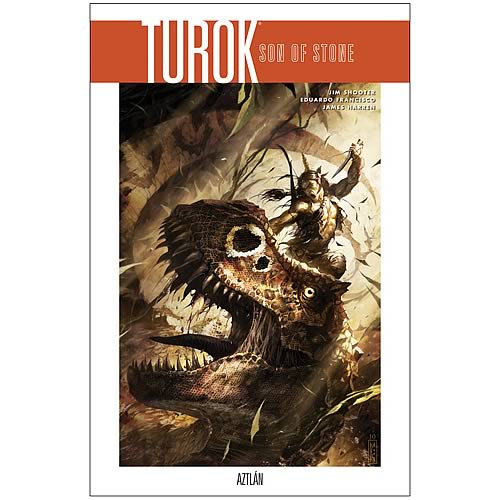 Turok Son of Stone: Aztlan Volume 1 Graphic Novel