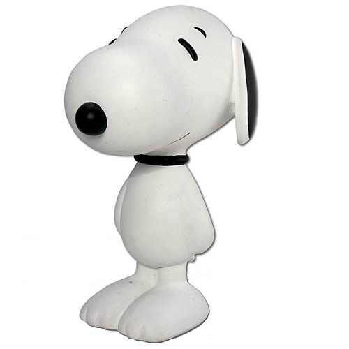 Peanuts Snoopy 8-Inch Flocked Vinyl Figure