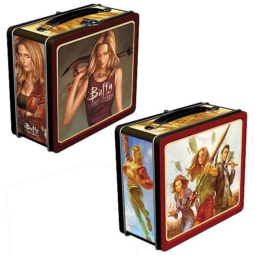 Buffy the Vampire Slayer Season 8 Lunch Box