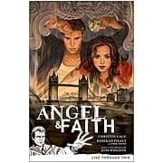 Angel and Faith Volume 1 Live Through This Graphic Novel