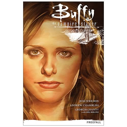 Buffy the Vampire Slayer Season 9 Volume 1 Graphic Novel