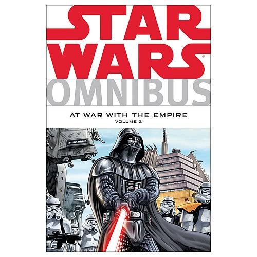 Star Wars Omnibus War With The Empire Vol 2 Graphic Novel