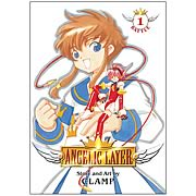 Angelic Layer Book 1 Graphic Novel