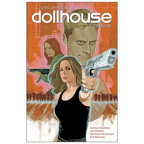 Dollhouse Volume 1 Epitaphs Paperback Graphic Novel