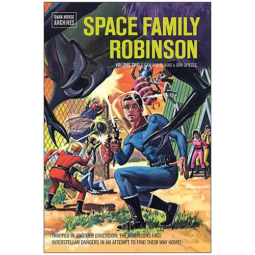 Space Family Robinson Vol. 2 Hardcover Graphic Novel
