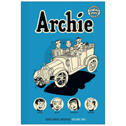 Archie Archives Volume 1 Graphic Novel