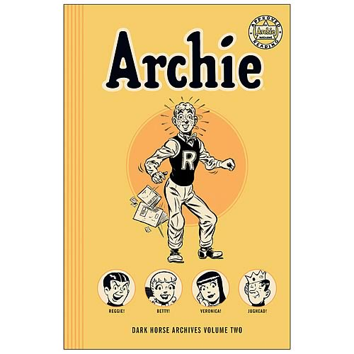 Archie Archives Volume 2 Hardcover Graphic Novel