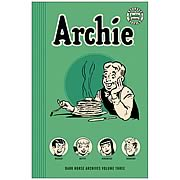 Archie Archives Volume 3 Hardcover Graphic Novel