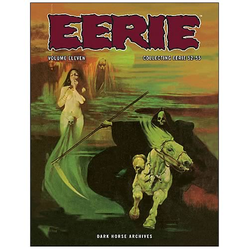 Eerie Archives Volume 11 Hardcover Graphic Novel