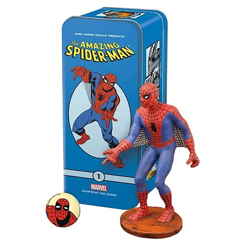 Marvel Classic Character Spider-Man Statue