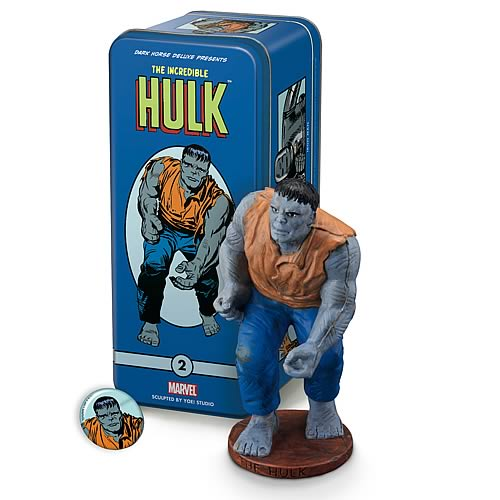Marvel Classic Character Hulk Statue