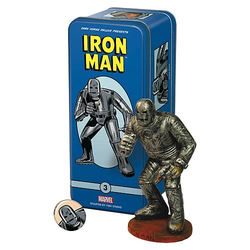 Marvel Classic Character Iron Man Statue