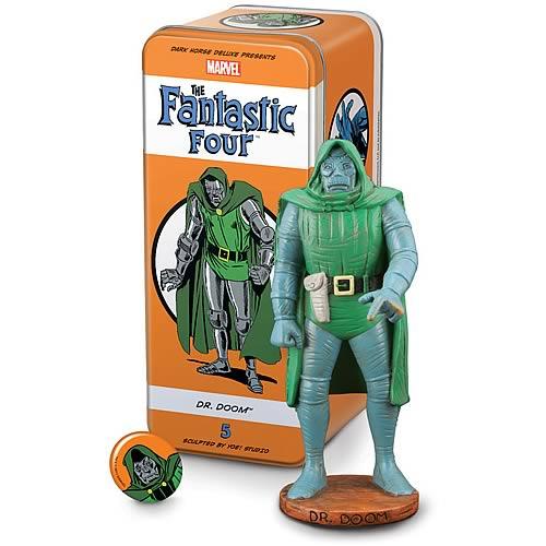 Fantastic Four Classic Character Dr. Doom Statue