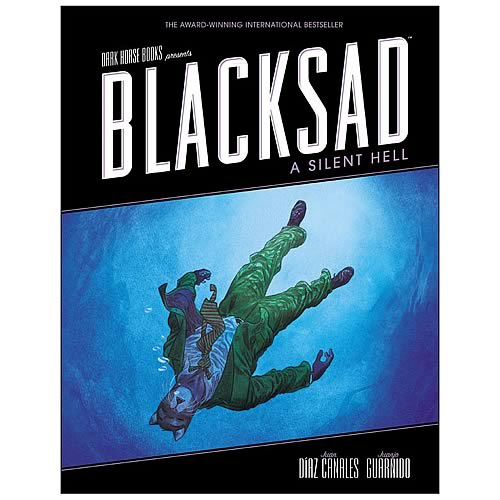 Blacksad: Silent Hell Hardcover Graphic Novel