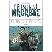 Criminal Macabre Omnibus Volume 2 Graphic Novel