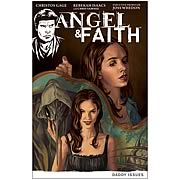 Angel and Faith Volume 2 Daddy Issues Graphic Novel