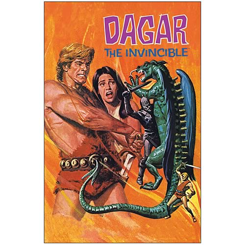 Dagar The Invincible Archives Vol. 1 Hardcover Graphic Novel