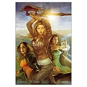 Buffy the Vampire Slayer Season 8 Volume 1 Hardcover Novel