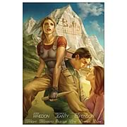 Buffy Season 8 Volume 3 Library Edition HC Graphic Novel
