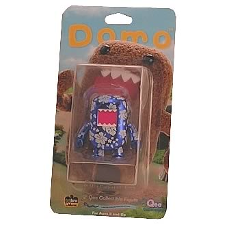 Domo Blue Hawaiian Mini Figure