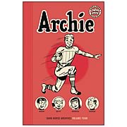 Archie Archives Volume 4 Hardcover Graphic Novel
