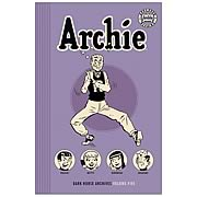 Archie Archives Volume 5 Hardcover Graphic Novel