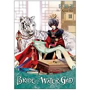 Bride of the Water God Volume 11 Graphic Novel