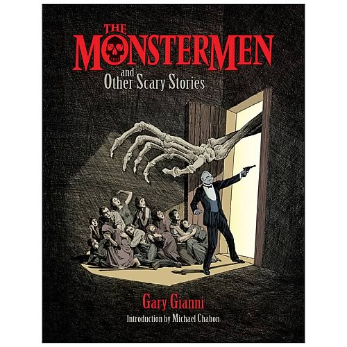 The Monstermen and Other Scary Stories Graphic Novel