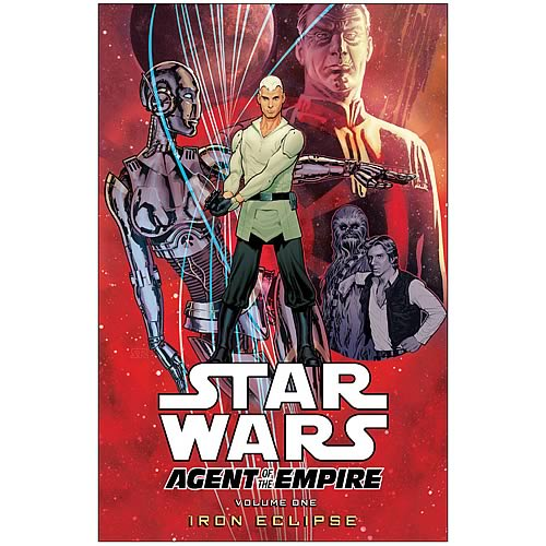Star Wars Agent of the Empire Iron Eclipse Graphic Novel