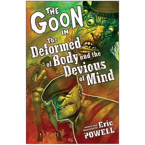 Goon Volume 11 Deformed of Body Graphic Novel