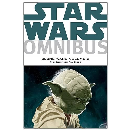 Star Wars Omnibus Clone Wars Volume 2 Enemy On All Sides