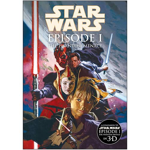 Star Wars: Episode I The Phantom Menace Graphic Novel
