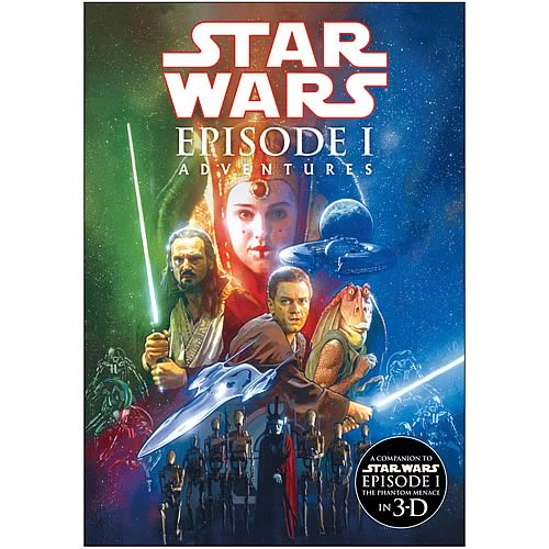 Star Wars: Episode I Adventures Graphic Novels