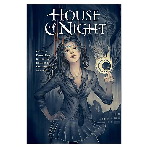 House of Night Hardcover Graphic Novel