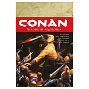 Conan Vol. 12: Throne of Aquilonia Hardcover Graphic Novel