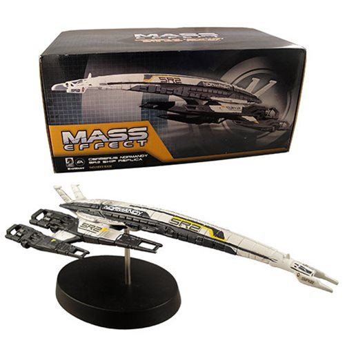 Mass Effect Normandy SR-2 Cerberus Ship Replica